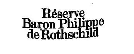 RESERVE BARON PHILIPPE DE ROTHSCHILD