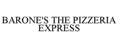BARONE'S THE PIZZERIA EXPRESS