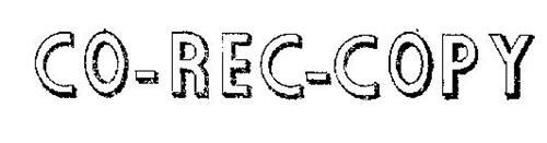 CO-REC-COPY