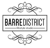 BARRE DISTRICT LIFESTYLE STUDIO
