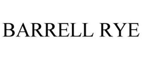 BARRELL RYE