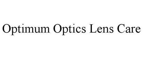 OPTIMUM OPTICS LENS CARE