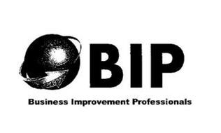 BIP BUSINESS IMPROVEMENT PROFESSIONALS