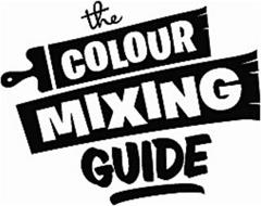 THE COLOUR MIXING GUIDE