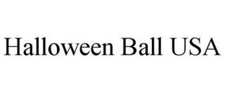 HALLOWEEN BALL USA