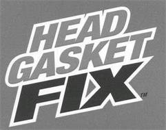 HEAD GASKET FIX