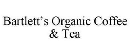BARTLETT'S ORGANIC COFFEE & TEA