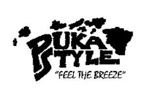 "PUKA STYLE ""FEEL THE BREEZE"""