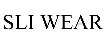 SLI WEAR