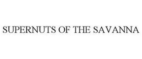 SUPERNUTS OF THE SAVANNA