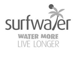 SURFWATER WATER MORE LIVE LONGER