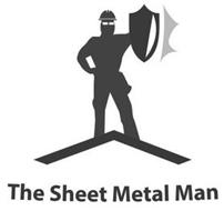 The Sheet Metal Man Trademark Of Basaldua Construction Llc