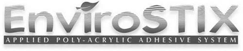 Envirostix Applied Poly Acrylic Adhesive System Trademark