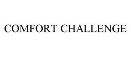 COMFORT CHALLENGE
