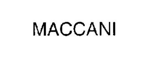 MACCANI