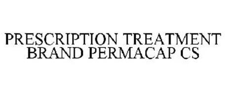 PRESCRIPTION TREATMENT BRAND PERMACAP CS