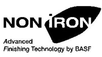 NON IRON ADVANCED FINISHING TECHNOLOGY BY BASF