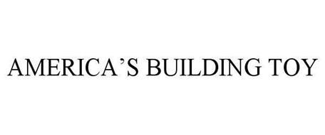AMERICA'S BUILDING TOY