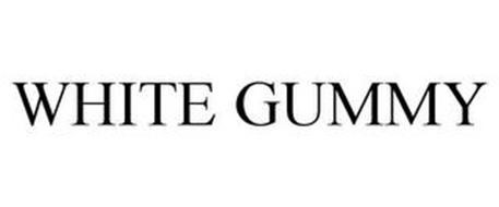 WHITE GUMMY