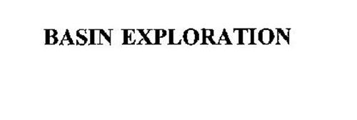 BASIN EXPLORATION