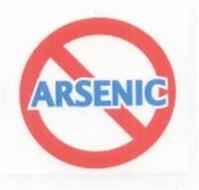 ARSENIC AND UNIVERSAL PROHIBITION SIGN