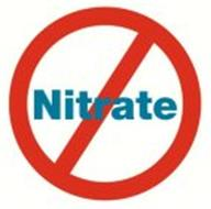 NITRATE AND UNIVERSAL PROHIBITION SIGN