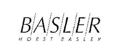 BASLER HORST BASLER