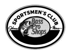 SPORTSMEN'S CLUB BASS PRO SHOPS JOHNNY MORRIS