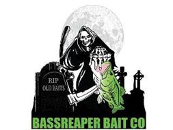 BASSREAPER BAIT CO RIP OLD BAITS