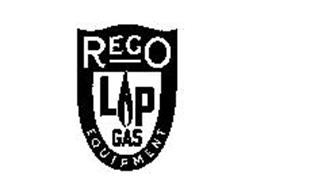 REGO LP GAS EQUIPMENT