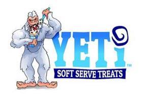 YETI SOFT SERVE TREATS