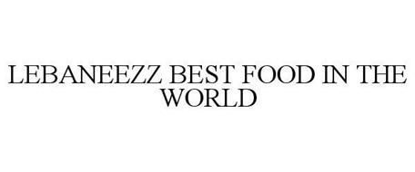 LEBANEEZZ BEST FOOD IN THE WORLD