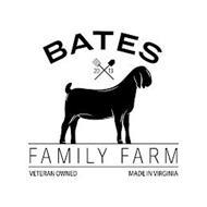 BATES FAMILY FARM VETERAN OWNED MADE IN VIRGINIA 2013