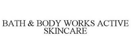 BATH & BODY WORKS ACTIVE SKINCARE
