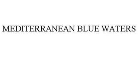 MEDITERRANEAN BLUE WATERS