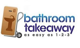 BATHROOM TAKEAWAY AS EASY AS 1-2-3