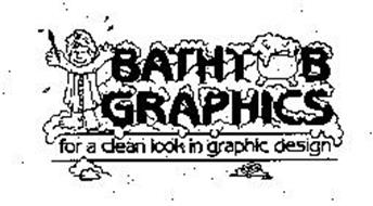 BATHTUB GRAPHICS FOR A CLEAN LOOK IN GRAPHIC DESIGN