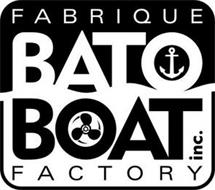 FABRIQUE BATO BOAT FACTORY INC.