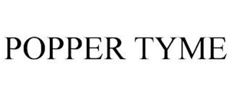 POPPER TYME