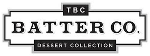 TBC BATTER CO. DESSERT COLLECTION
