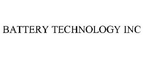 BATTERY TECHNOLOGY INC