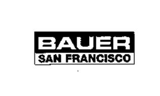 BAUER SAN FRANCISCO