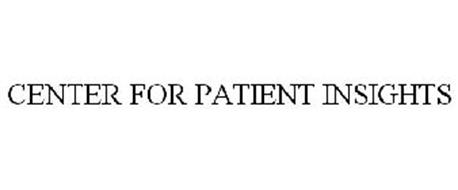CENTER FOR PATIENT INSIGHTS