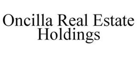 ONCILLA REAL ESTATE HOLDINGS