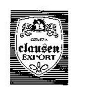 CLAUSEN EXPORT CERVEZA