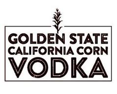 GOLDEN STATE CALIFORNIA CORN VODKA