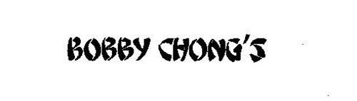 BOBBY CHONG'S