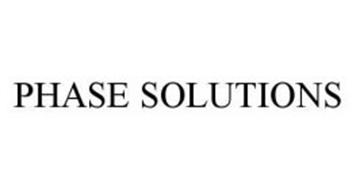 PHASE SOLUTIONS