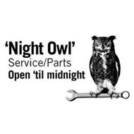 U0027NIGHT OWLu0027 SERVICE/PARTS OPEN U0027TIL MIDNIGHT Trademark Information. Bay  Ridge Honda