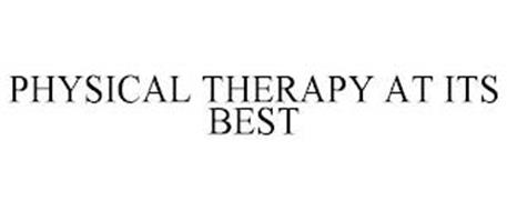 PHYSICAL THERAPY AT ITS BEST!